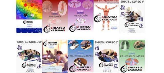Shiatsu Curso Material Didactico
