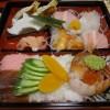 新年は立川の松栄寿司で!お通しのあんこうの肝が人生最高に美味かった!
