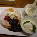 札幌駅でスイーツ食べるならここ!ミルク&パフェよつ葉ホワイトコージにいってきました!