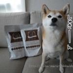 柴犬まるさんのために「みらいのドッグフード【長寿サポート】」を買ってみた!