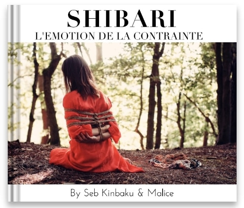 Livre photo Shibari by Seb Kinbaku
