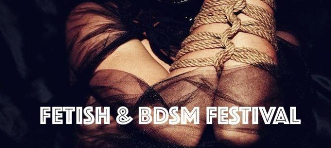 Retrouvez-nous au Fetish & BDSM Festival de DENDERMONDE