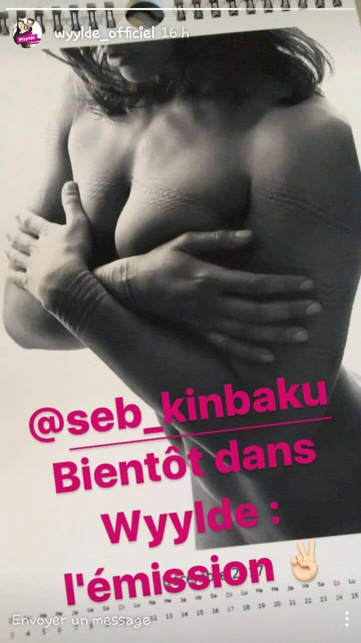 Shibari wyylde seb kinbaku