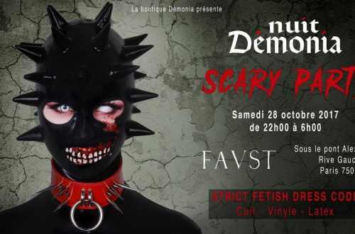 la nuit demonia 2017 paris
