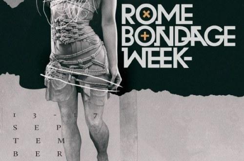 bondage, shibari, kinbaku,rome