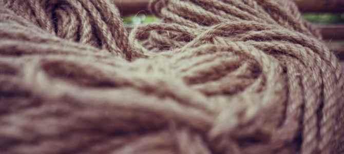 Cordes shibari : Toujours plus de cordes en jute et en chanvre