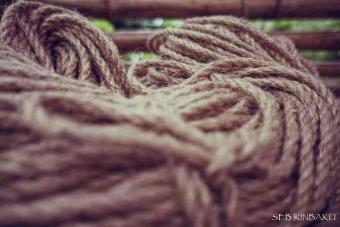 corde kinbaku shibari
