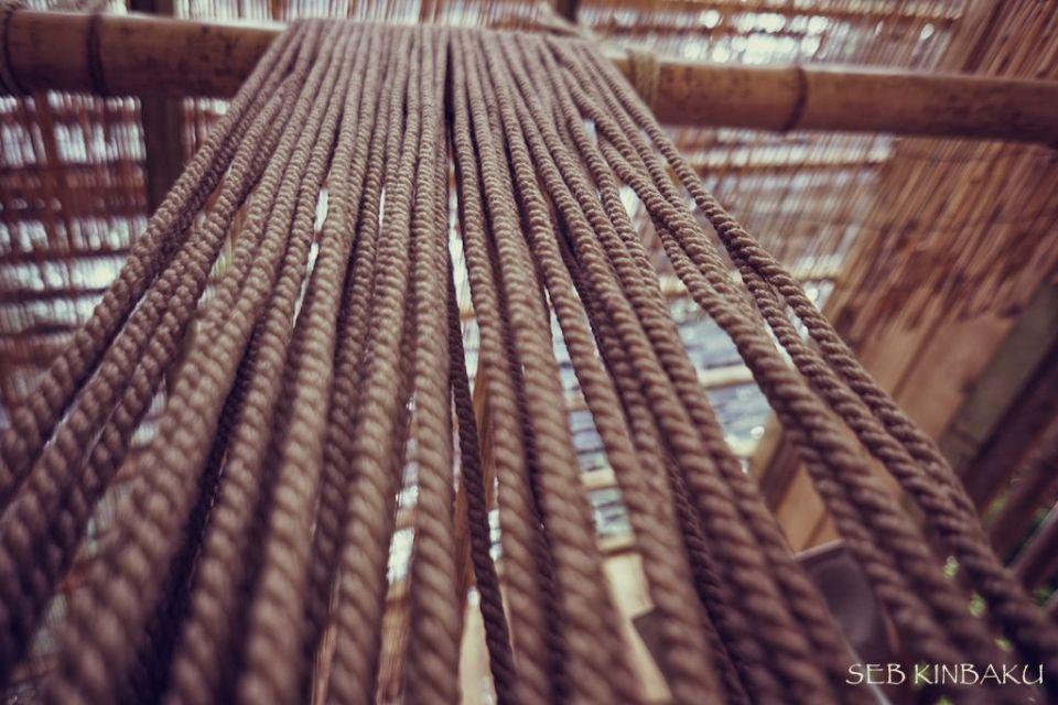 corde shibari kinbaku