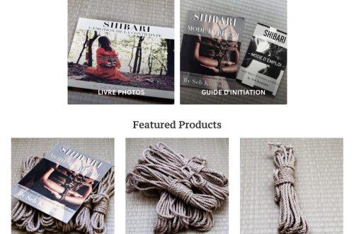 Boutique Shibari : Seb Kinbaku 1