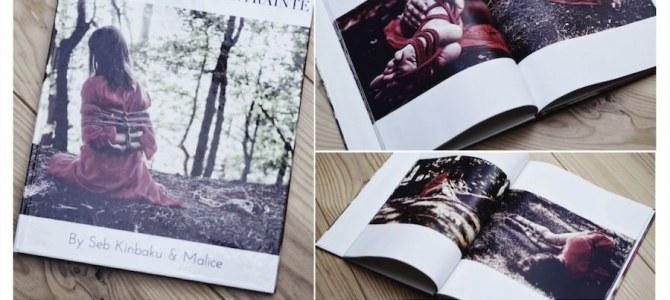 Le livre Shibari l'Emotion de la Contrainte à gagner !!!