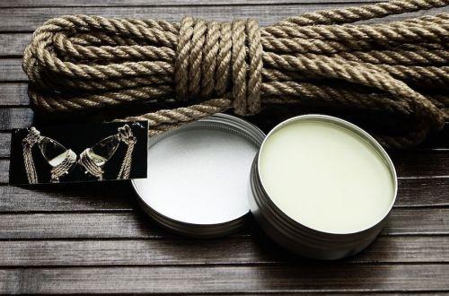 Wax corde shibari : Traitement cordes shibari