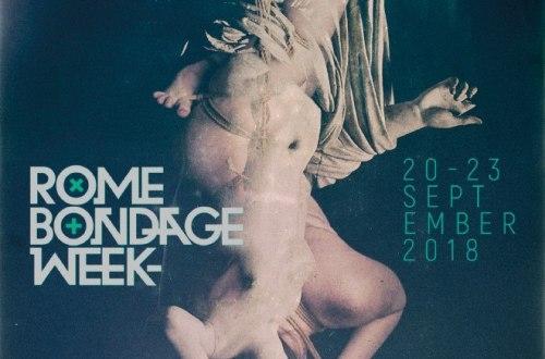 ROME BONDAGE WEEK 2018