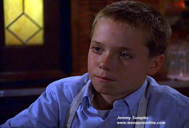 Jeremy Sumpter Just Dream