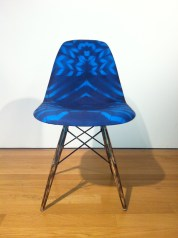 Chair, ReDesign, Textile Museum of Canada,2012, Toronto, ON