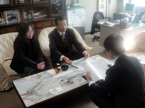 【特別企画】2011年新春鼎談 ~学校長、PTA会長と共に七里ガ浜高校の未来を考える~ PART1