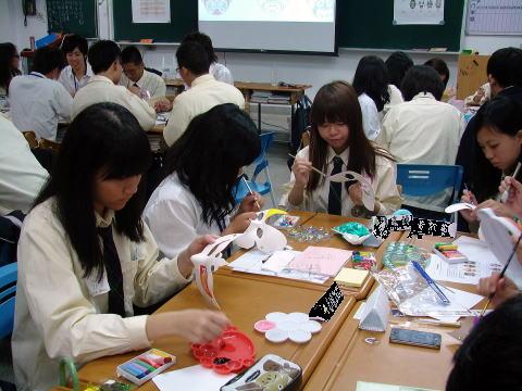 修学旅行で台湾訪問