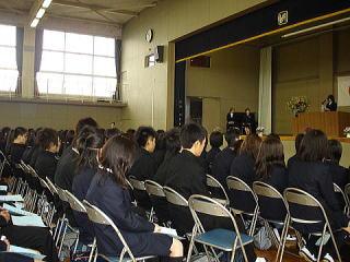 33期生入学
