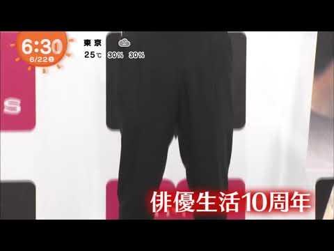 2019.06.22めざましどようび.吉沢亮部分