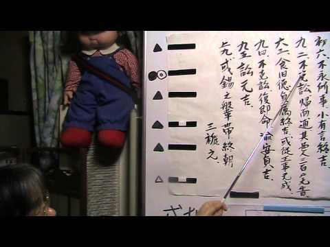 今にいかせ易学106、天水訟,25回目、新井・鈴木先生のこの卦まとめと占示をお話しました。