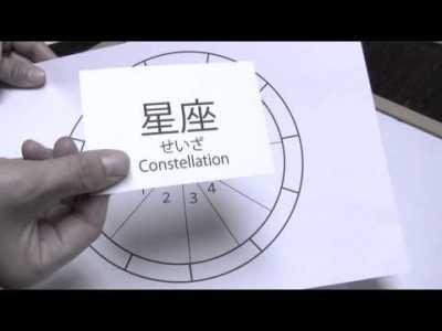 無料西洋占星術1 ハウス [Western astrology lecture 1]