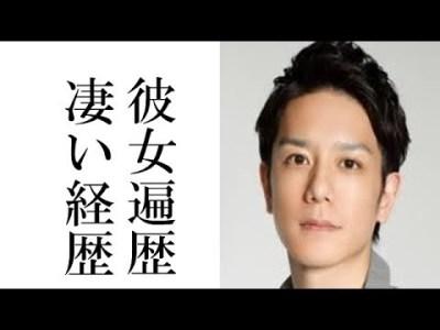 滝沢秀明の歴代彼女事情から経歴が凄すぎた!!!