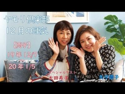 ヤモリ運気【丙子】 2019年12/7~2020年1/5♡