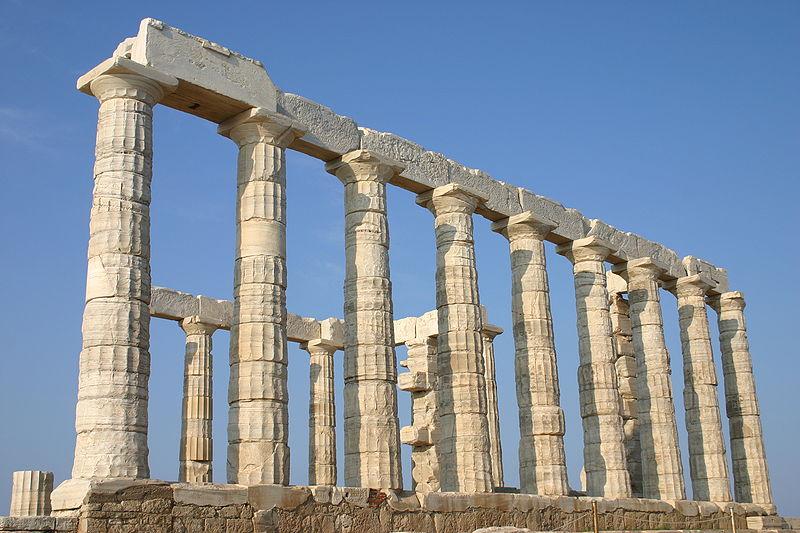 ポセイドンの神殿
