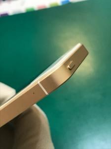 組付け不良のiPhone5s