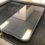 iPhoneXSガラスコーティング