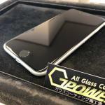iPhoneSEのガラスコーティング