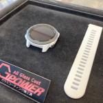 GARMINのスマートウォッチをガラスコーティング