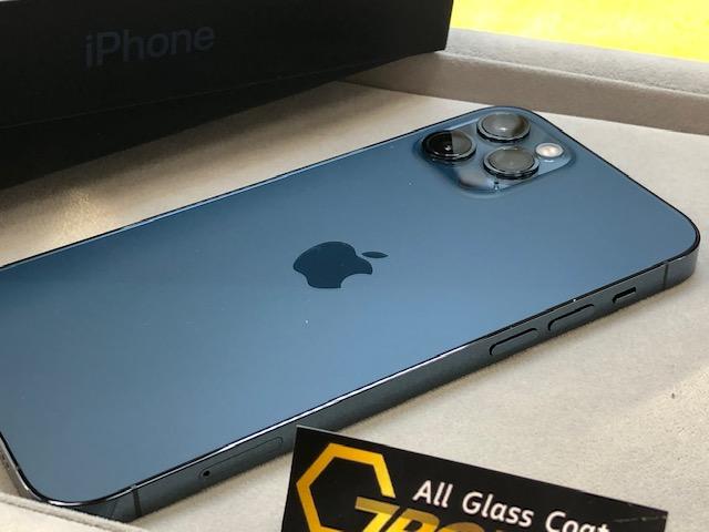 iPhone12Proガラスコーティング