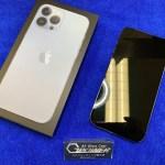 iPhone13ProMaxをガラスコーティング