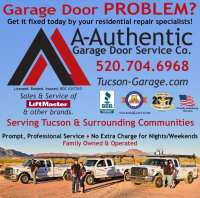 Marketing and design services for A-Authentic in Tucson, AZ.