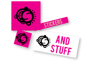 Stickers by Shields - Print in Paphos