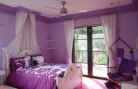 5 Awesome Ideas for Purple Bedrooms | Office Space, Hotels ...