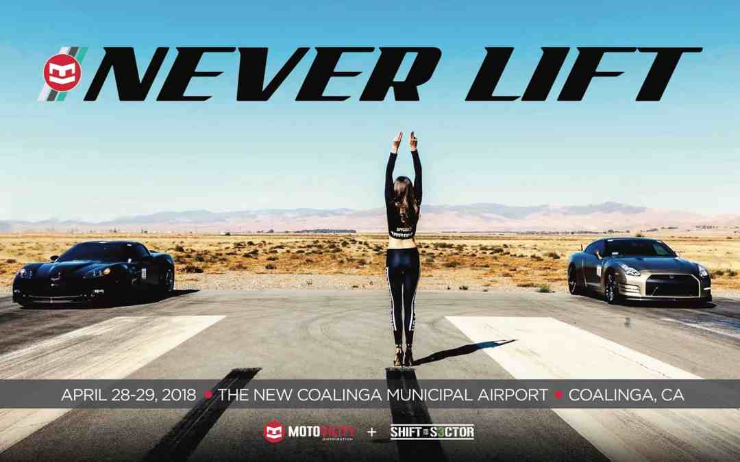 The Never Lift Half Mile – Coming April 28-29!