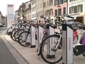 Planification vélo en libre service (VLS)