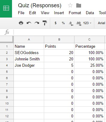 Newco Shift | Create a Self-Grading Quiz Using Google Forms