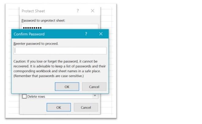 unlock password protected excel file macro