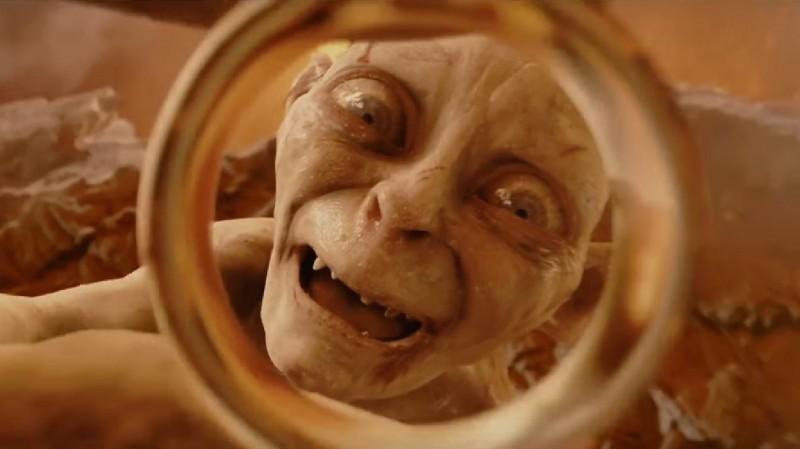 """Résultat de recherche d'images pour """"gollum ring"""""""