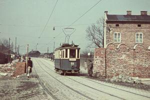 SN1 #59 - ul. Na Zjeździe, 1940.