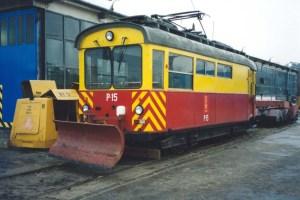 K #P-15 - Warszawa