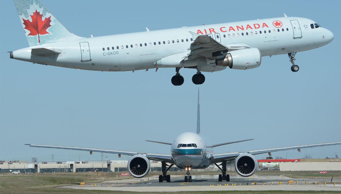 Air Canada AC759