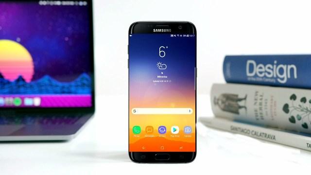 Galaxy S7 Samsung Experince