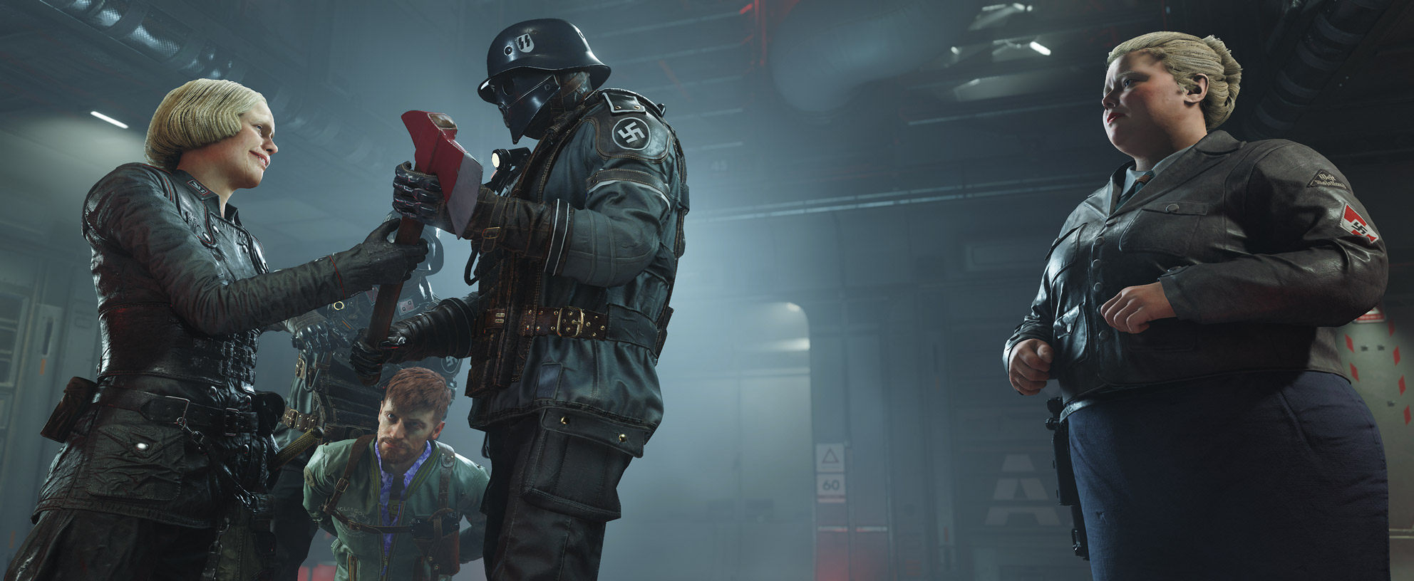Wolfenstein 2 inceleme