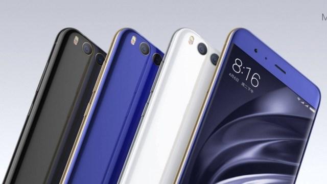 Ucuz Xiaomi Mi 6 modeli resmi olarak tanıtıldı!
