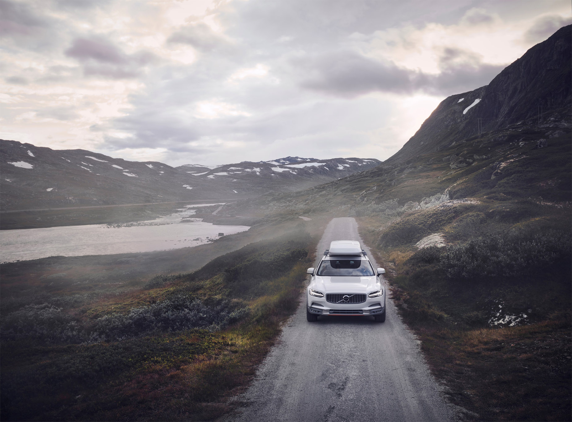 Volvo V90 2018 Cross Country Ocean Race Edition