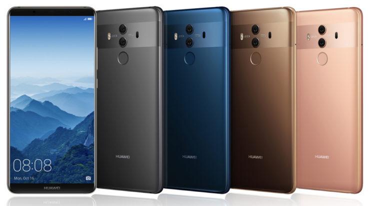 Huawei Mate 10 Pro inceleme mate 10 pro özellikleri
