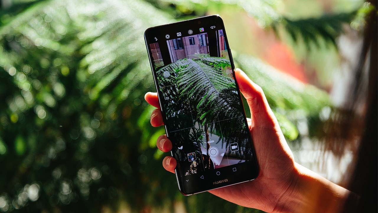 Huawei Mate 10 Pro kutu açılışı